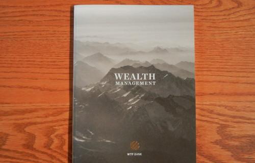 Carlos Spottorno, Wealth Management