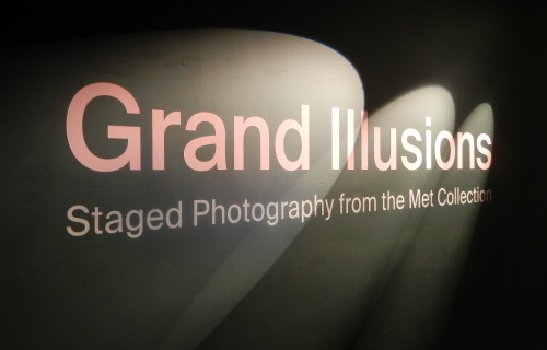 Grand Illusions @Met