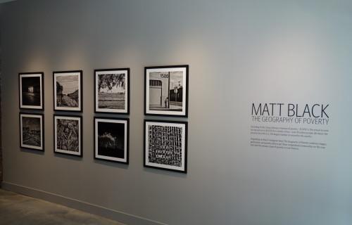 Matt Black, The Geography of Poverty @Anastasia Photo