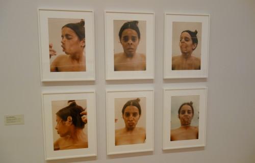 Ana Mendieta @MoMA