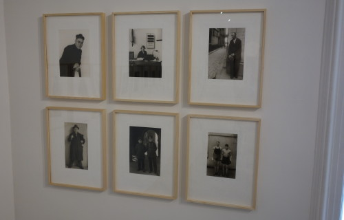 August Sander: Prints for the Aperture Monograph @Deborah Bell