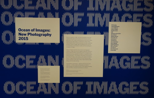 Ocean of Images: New Photography 2015 @MoMA