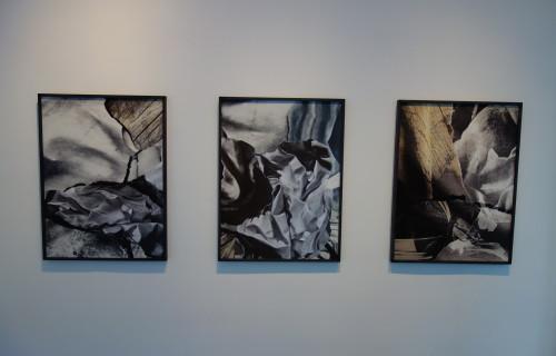 Virginia Inés Vergara, Shards_Subduction @Robert Miller