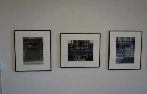 Bevan Davies, Lower Manhattan: Vintage Photographs 1975-77 @Deborah Bell