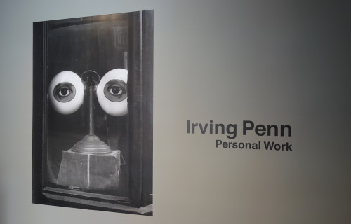 Irving Penn: Personal Work @Pace