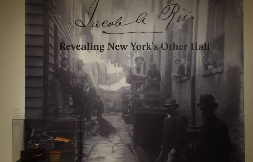 Jacob A. Riis: Revealing New York's Other Half @MCNY