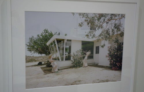 Anja Niemi @The Little Black Gallery