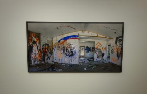 John Divola, Theodore Street Project @Maccarone