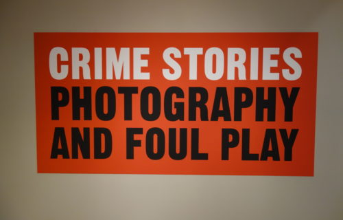 Crime Stories: Photography and Foul Play @Met