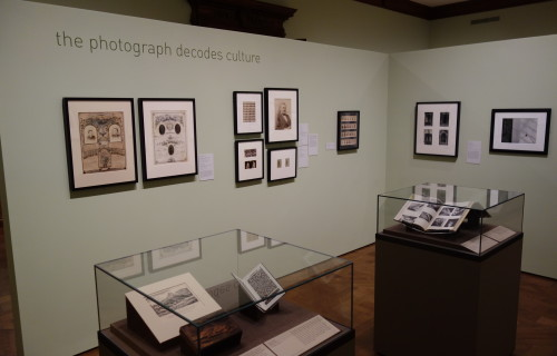 Sight Reading: Photography and the Legible World @Morgan Library