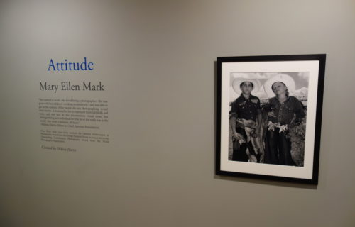 Attitude: Portraits by Mary Ellen Mark, 1964-2016 @Howard Greenberg
