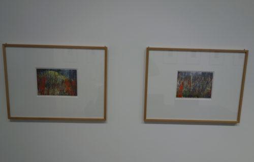 Gerhard Richter: Paintings and Drawings @Marian Goodman