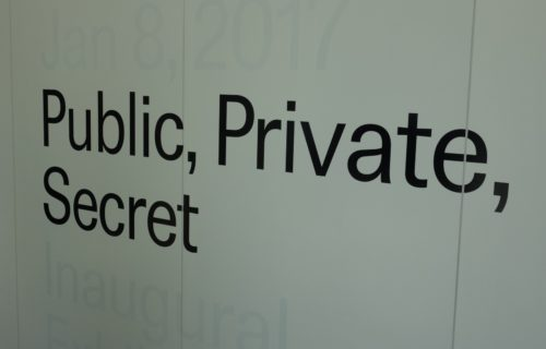 Public, Private, Secret @ICP