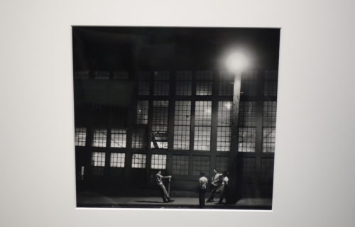 Gordon Parks @Howard Greenberg
