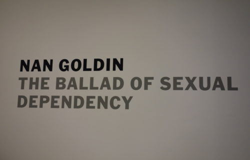 Nan Goldin: The Ballad of Sexual Dependency @MoMA