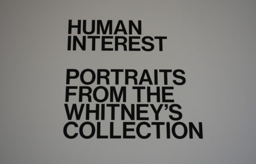 Human Interest @Whitney