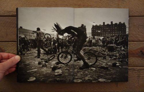 Julie Glassberg, Bike Kill