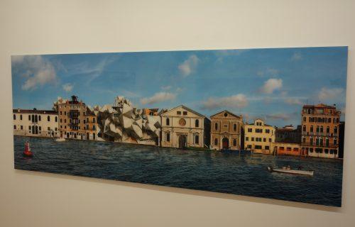 Dionisio González @Galerie Richard