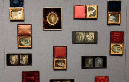 The Womb of the Pre-Raphaelite Imagination/Adam Fuss Daguerreotypes @Hans. P Kraus Jr. Fine Photographs