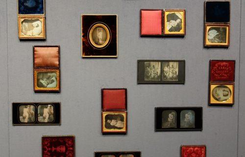 The Womb of the Pre-Raphaelite Imagination/Adam Fuss Daguerreotypes @Hans. P Kraus Jr. Fine Photographs