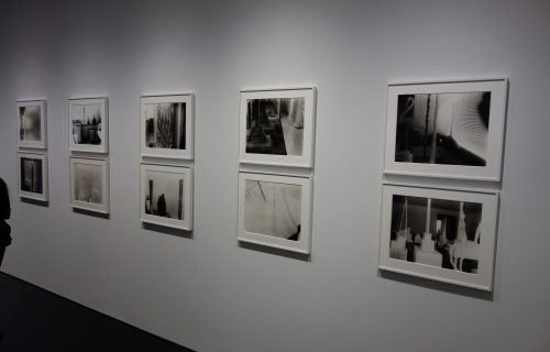 Sally Mann, Remembered Light: Cy Twombly in Lexington @Gagosian