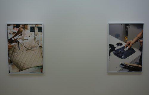 Michele Abeles, Zebra @47 Canal