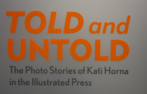 Told and Untold: The Photo Stories of Kati Horna in the Illustrated Press @Americas Society