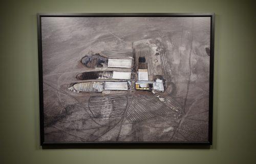 Edward Burtynsky: Salt Pans @Howard Greenberg