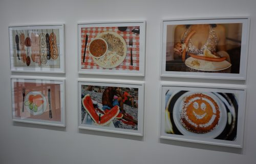Martin Parr, Real Food @Janet Borden