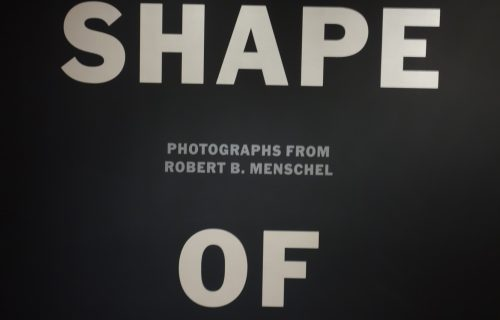 The Shape of Things: Photographs from Robert B. Menschel @MoMA