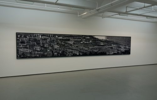 Richard Mosse, Heat Maps @Jack Shainman