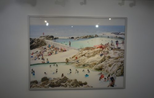 Massimo Vitali, Disturbed Coastal Systems @Benrubi