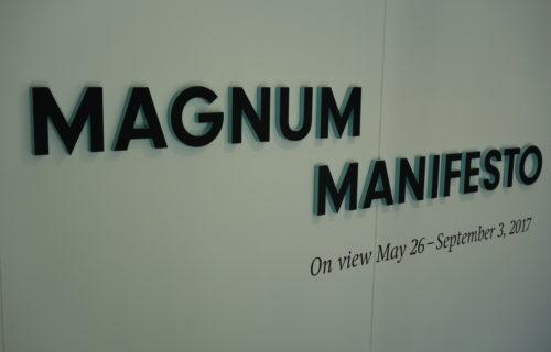 Magnum Manifesto @ICP