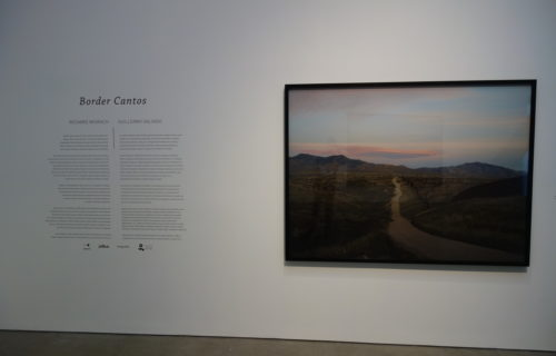 Richard Misrach and Guillermo Galindo: Border Cantos @Pace