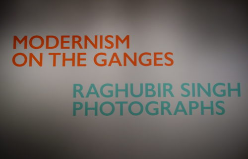 Modernism on the Ganges: Raghubir Singh Photographs @Met Breuer