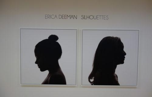 Erica Deeman, Silhouettes @Laurence Miller