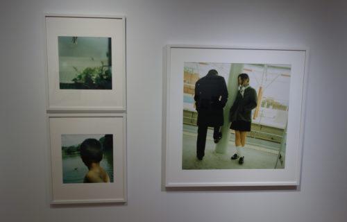 Mikiko Hara, In the Blink of an Eye 1996-2009 @Miyako Yoshinaga