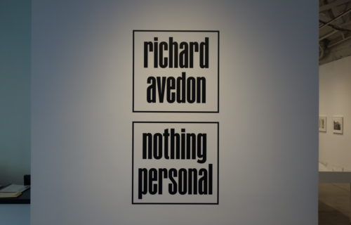Richard Avedon, Nothing Personal @Pace