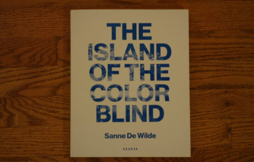Sanne De Wilde, The Island of the Colorblind
