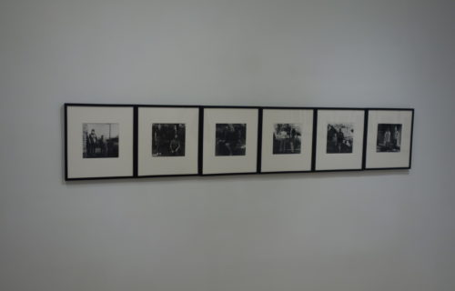 Ralph Eugene Meatyard: The Family Album of Lucybelle Crater @DC Moore