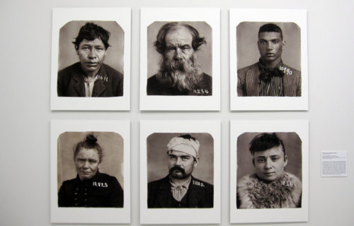 The Shadow Archive: An Investigation into Vernacular Portrait Photography @Walther Collection
