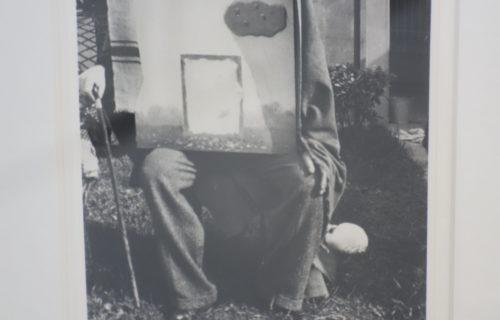 René Magritte @Bruce Silverstein