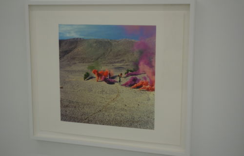 Judy Chicago @Downs & Ross