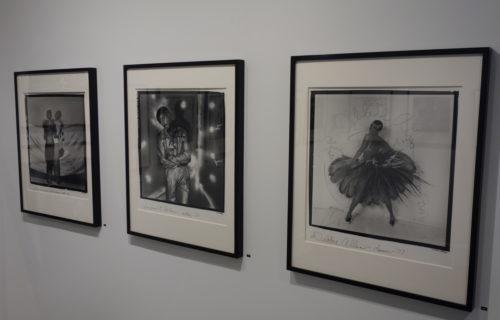 Black Borders, Portraits by Anthony Barboza @Keith de Lellis