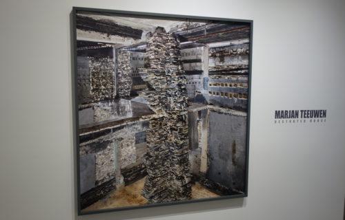 Marjan Teeuwen, Destroyed House @Bruce Silverstein