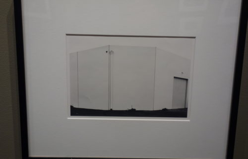 Lewis Baltz @Howard Greenberg