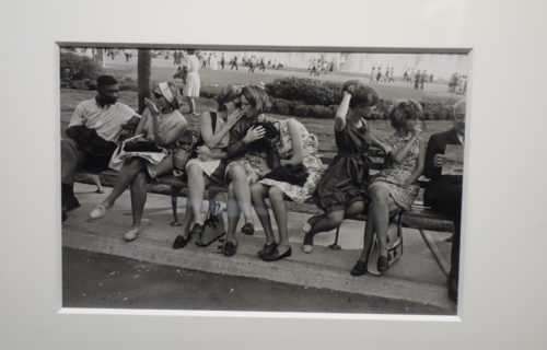 Garry Winogrand @Howard Greenberg