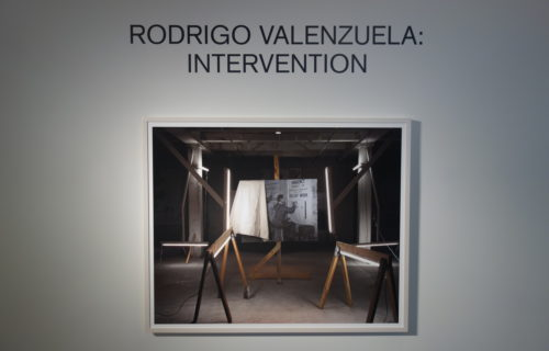 Rodrigo Valenzuela, Intervention @Laurence Miller