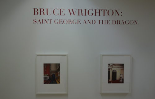 Bruce Wrighton, Saint George and the Dragon @Laurence Miller