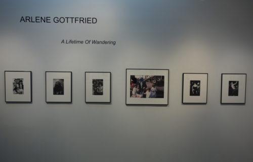 Arlene Gottfried, A Lifetime of Wandering @Daniel Cooney